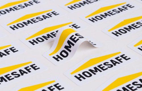 Изготовление на заказ, печать наклеек - компания ВИК принт Украина