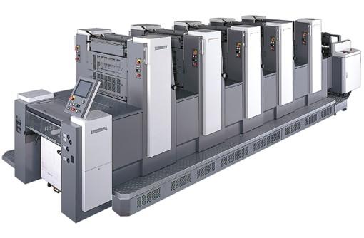 Виды оборудования для офсетной печати - статья - компания Викпринт